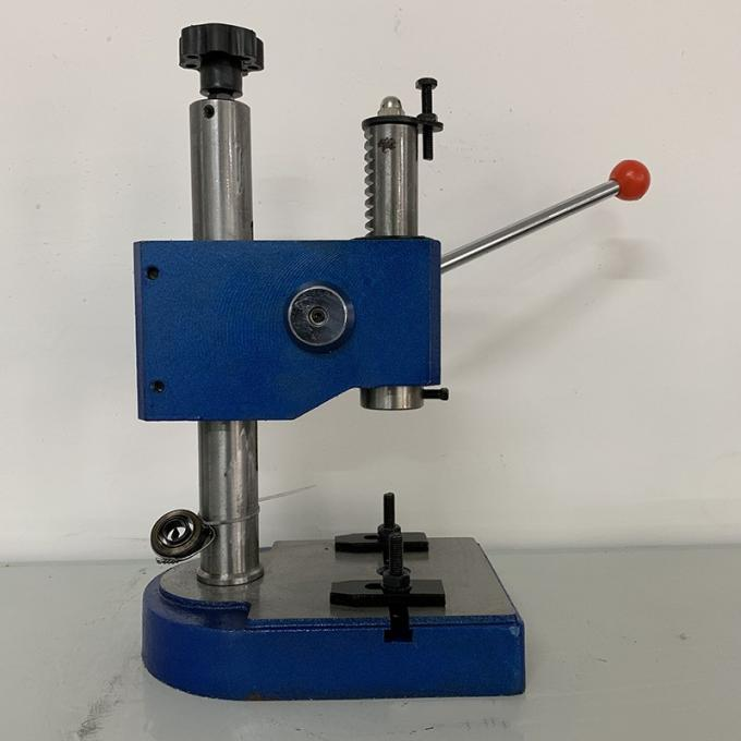 Manual Hydraulic Power Press , Hydraulic Press Punching Machine 5KN Screw Riveting Crimping Assembly