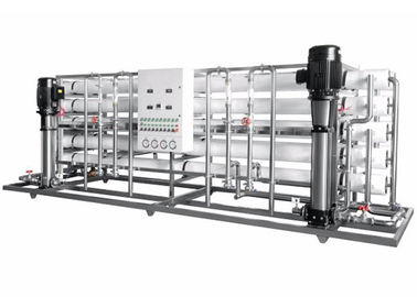 China Stainless Steel Fluid Control Equipments , RO Reverse Osmosis Pure Water Equipment supplier