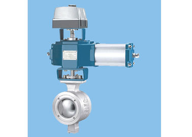 China V Type Parker Instrumentation Ball Valves RV Series Proportioning Water Control supplier