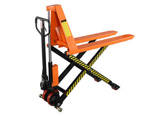 China 1 Man Hydraulic Power Equipment 2T 1T Hand Operated 715mm Hoisting Stacking supplier