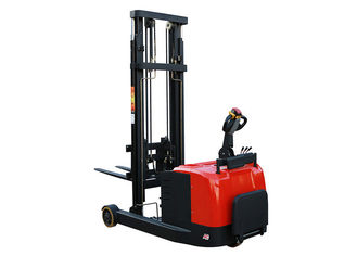 China Double Gantry Hydraulic Power Equipment Two Cylinders 1500Kg Black And Red supplier