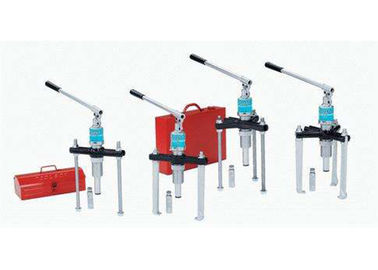 China Heavy Duty 10 Ton Hydraulic Puller Set Portable Straight Claw Suit Combination supplier