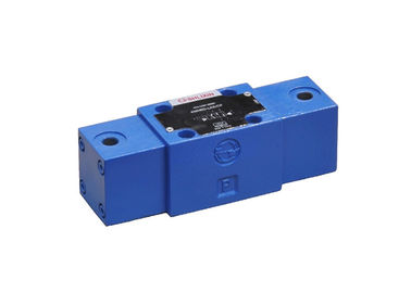 China Directional valve with mechanical, manual operation-Type WH, WP6...L6X supplier