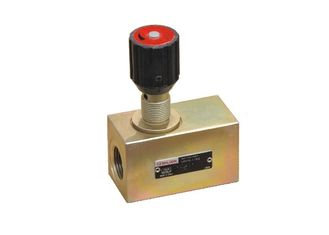 China Variable Hydraulic Flow Valve In Line 375 L/min threaded 350Bar NG6-30 DV(P) supplier