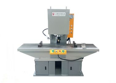 China 380V Hydraulic Power Equipment , Hydraulic Straightening Machine YW41 4T-160T Rod Shaft Profile Alignment supplier