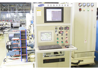 China Custom  Hydraulic Power Unit , High Pressure Impulse Test Bench  0~100MPa 0~10Hz supplier