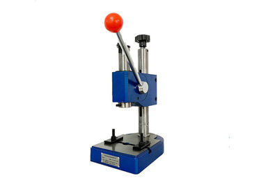 China Manual Hydraulic Power Press , Hydraulic Press Punching Machine 5KN Screw Riveting Crimping Assembly supplier