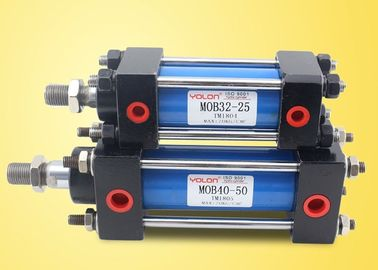 China Farm Industrial Hydraulic Cylinder 4 Inch 6 Inch Stroke Rod Type Standard MOB Light supplier