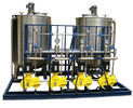 China Automatic Fluid Control Equipments , Addition Chemical Dosing System Locally Remotely Controlling factory