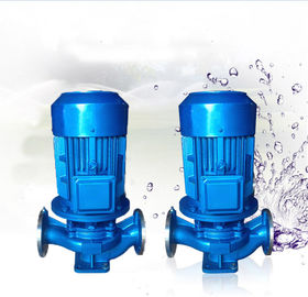 China Horizontal Single Stage Centrifugal Pump Cast Iron Stainless Steel Clean Water Boost ISG Vertical Pipeline distributor