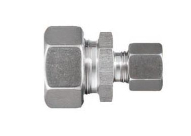China Metal High Pressure Hydraulic Pipe Fittings , Custom Made Hydraulic Flange Fittings distributor