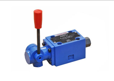 China Forklift Single Acting Hydraulic Cylinder Control Valve For Tractors Regulation Limiting Safety distributor