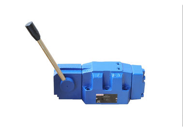 China Mobile 4 Way 3 Position Directional Control Valve Manually Operated WMM16 25 32 distributor
