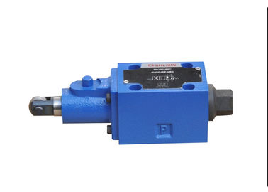 China Four Way Two Way Hydraulic Control Valve For Log Splitter , Manual Hand Operated Directional Control Valve distributor