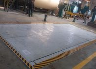 Automatically Hydraulic Power Equipment Electric Floor Hatch Cover Removable Pit Cover Hydraulic Flap Steel