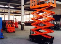 Lightweight Hydraulic Power Equipment , Hydraulic Aerial Work Platform DC24V