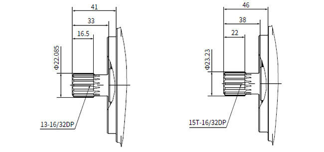 Axial Piston Variable Displacement Axial Piston Pump Swash Plate Type High Speed